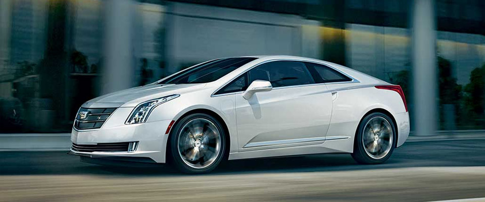 2016 Cadillac ELR Coupe Main Img