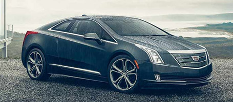 2016 Cadillac ELR Coupe performance