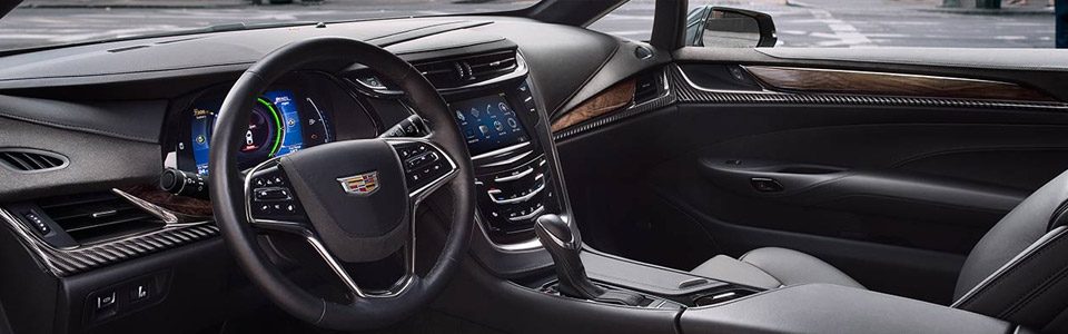 2016 Cadillac ELR Coupe Safety Main Img