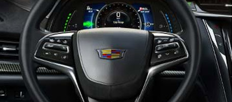 2016 Cadillac ELR Coupe safety