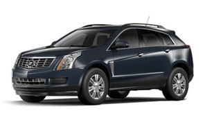 2016 Cadillac SRX Crossover For Sale in El Campo