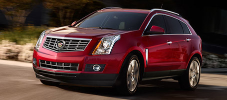 2016 Cadillac SRX Crossover performance