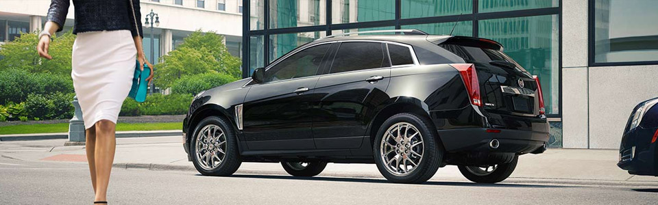 2016 Cadillac SRX Crossover Safety Main Img