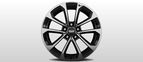 V-Forged Alloy Wheels