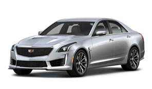 2017 Cadillac CTS-V Sedan For Sale in Greenville