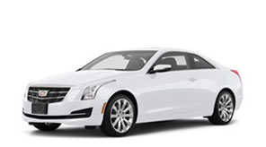 2017 Cadillac ATS Coupe For Sale in El Campo