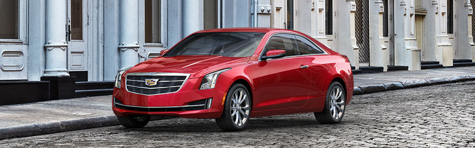 2017 Cadillac ATS Coupe Safety Main Img