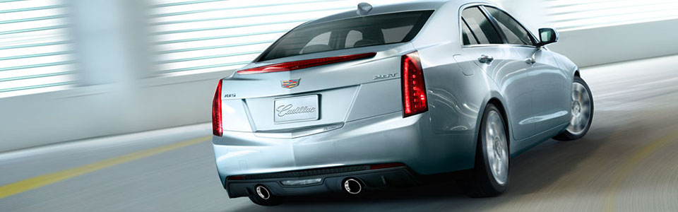 2017 Cadillac ATS Sedan Safety Main Img
