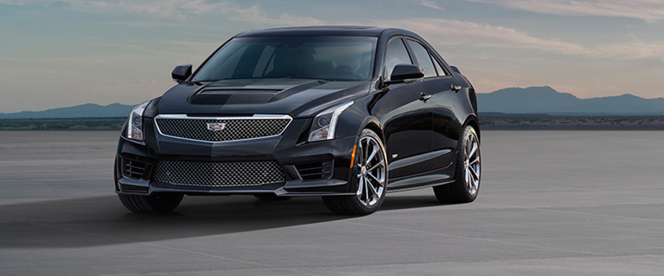 2017 Cadillac ATS-V Sedan Main Img