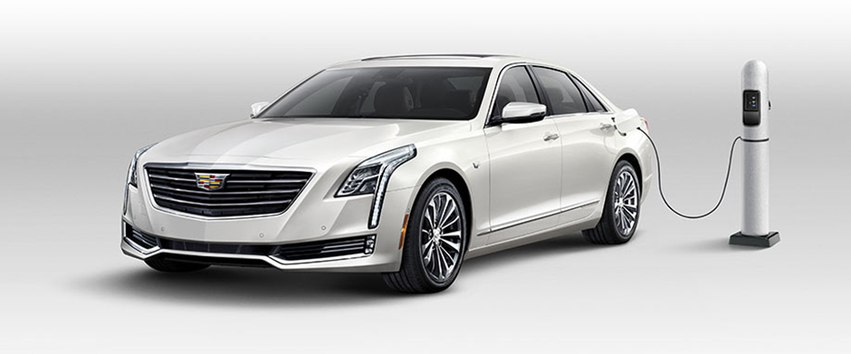 2017 Cadillac CT6 Plug-In Main Img