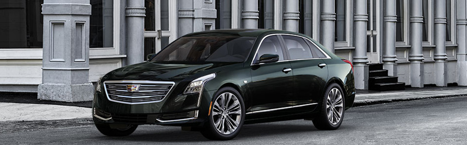 2017 Cadillac CT6 Sedan Main Img