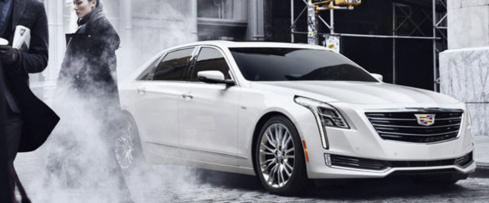 2017 Cadillac CT6 Sedan Safety Main Img