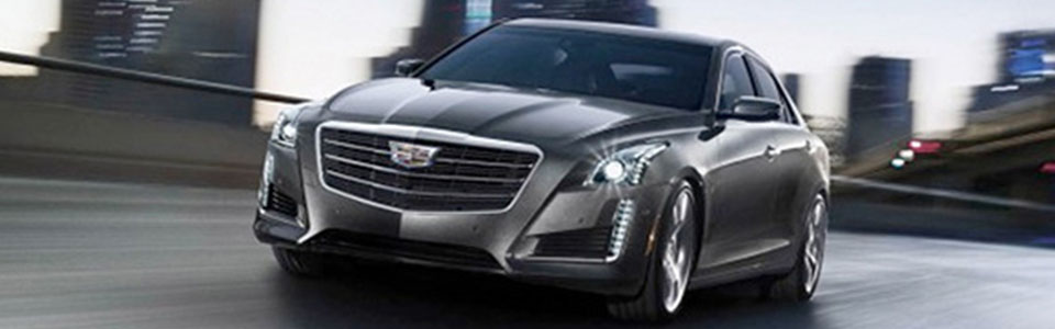 2017 Cadillac CTS Sedan Safety Main Img