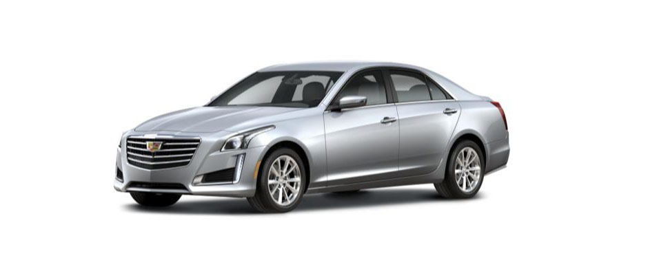 2017 Cadillac CTS Sedan For Sale in Greenville