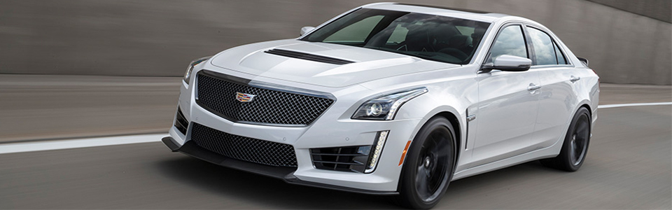 2017 Cadillac CTS-V Sedan safety