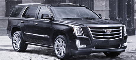 2017 Cadillac Escalade performance