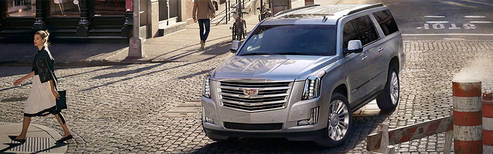 2017 Cadillac Escalade safety