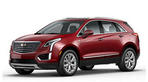 2017 Cadillac XT5 For Sale in El Campo