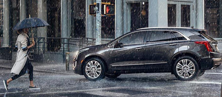 2017 Cadillac XT5 performance