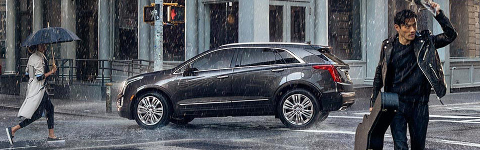 2017 Cadillac XT5 Safety Main Img