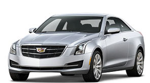 Cadillac ATS Coupe For Sale in Greenville