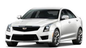 Cadillac ATS-V Sedan For Sale in Greenville