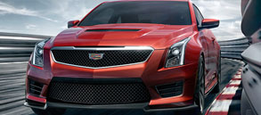 2018 Cadillac ATS-V Coupe performance