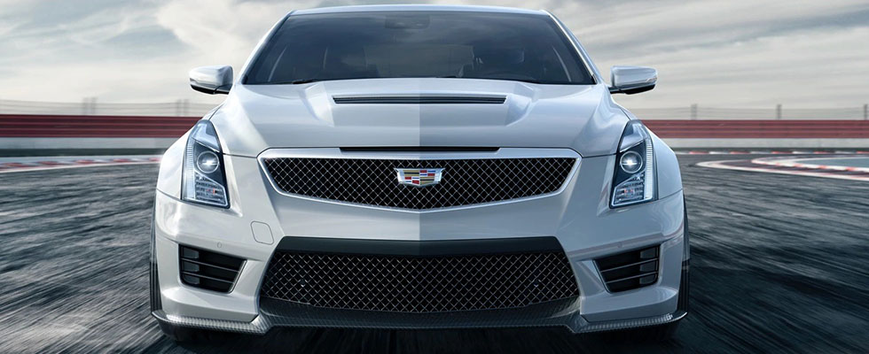 2018 Cadillac ATS-V Coupe Safety Main Img