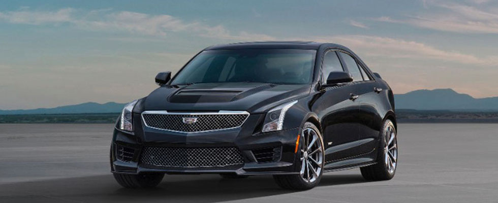 2018 Cadillac ATS-V Sedan Main Img