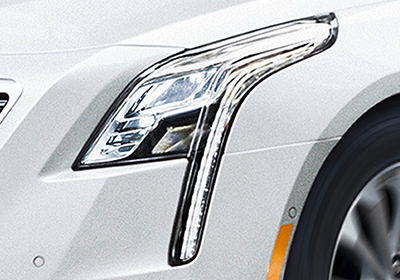 2018 Cadillac CT6 Plug-In appearance
