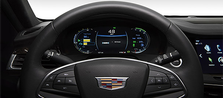 2018 Cadillac CT6 Plug-In comfort
