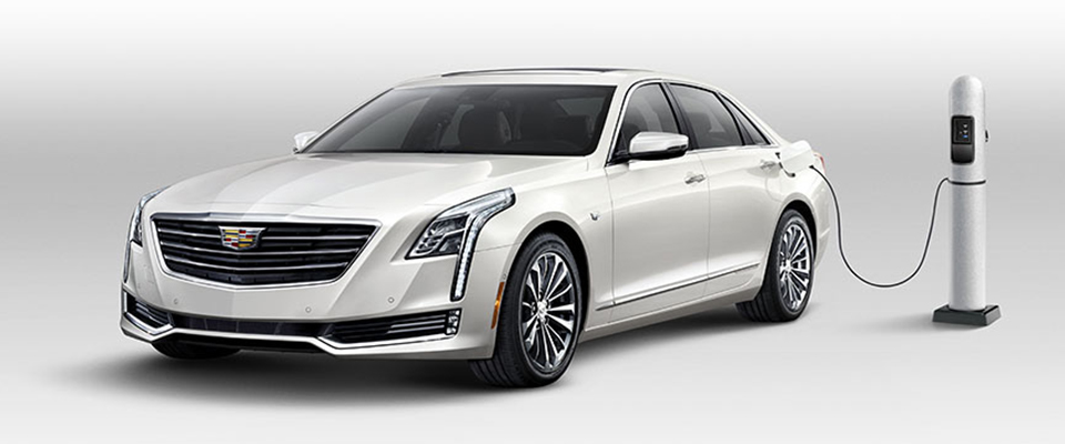 2018 Cadillac CT6 Plug-In Main Img