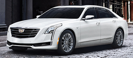 2018 Cadillac CT6 Plug-In performance
