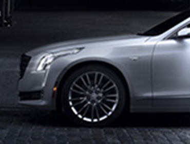 2018 Cadillac CT6 Sedan appearance