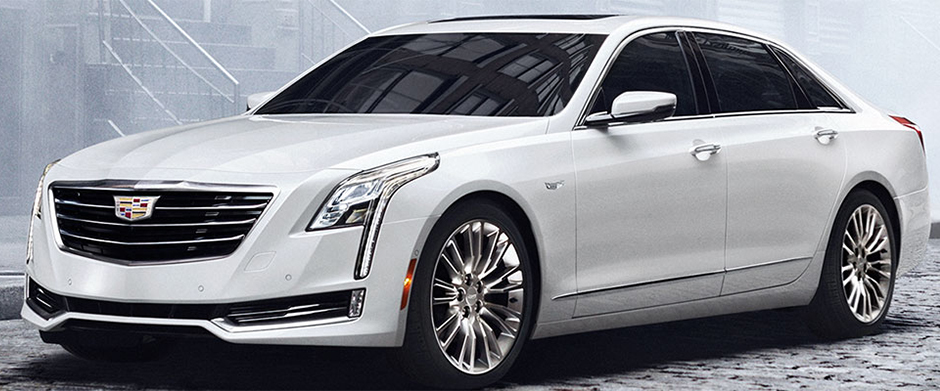 2018 Cadillac CT6 Sedan Main Img