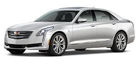 CT6 Sedan Platinum