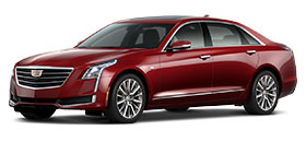 CT6 Sedan Premium Luxury