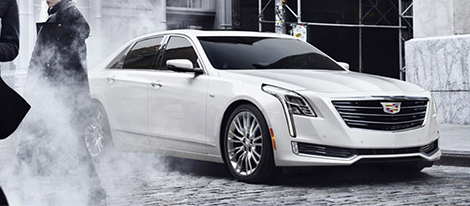 2018 Cadillac CT6 Sedan safety
