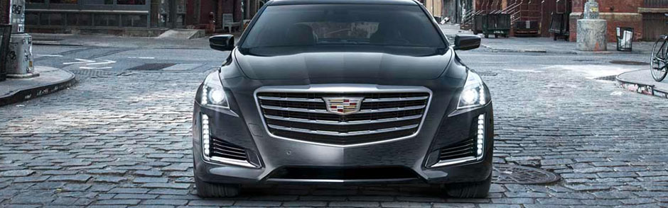 2018 Cadillac CTS Sedan Safety Main Img