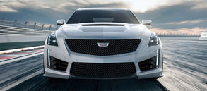 2018 Cadillac CTS-V Sedan performance