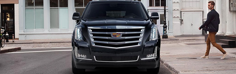 2018 Cadillac Escalade Safety Main Img