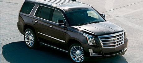 2018 Cadillac Escalade safety
