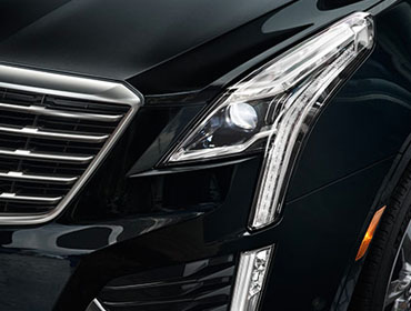 2018 Cadillac XT5 Crossover appearance