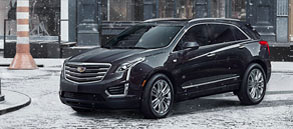 2018 Cadillac XT5 Crossover performance