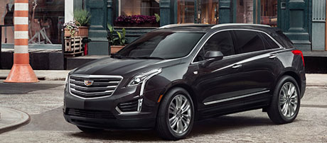 2018 Cadillac XT5 Crossover safety
