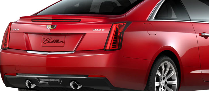2019 Cadillac ATS Coupe performance