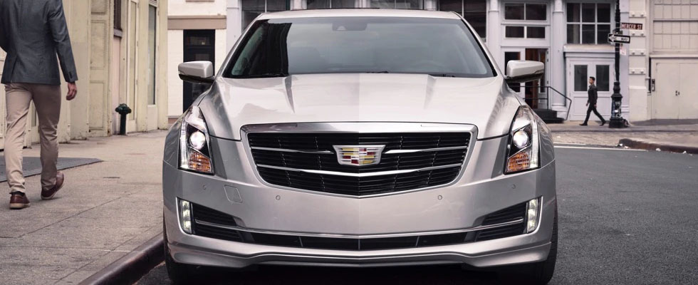 2019 Cadillac ATS Coupe Safety Main Img