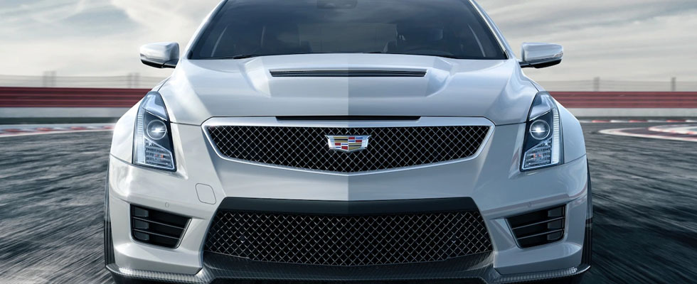 2019 Cadillac ATS V Coupe Safety Main Img