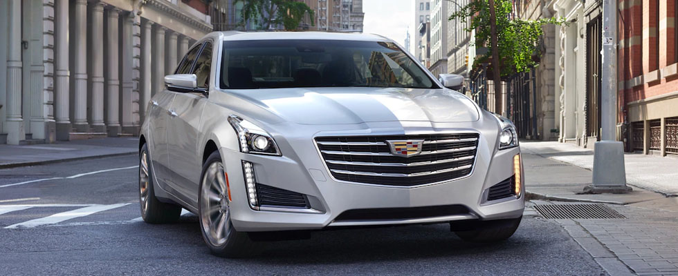 2019 Cadillac CTS Sedan Safety Main Img