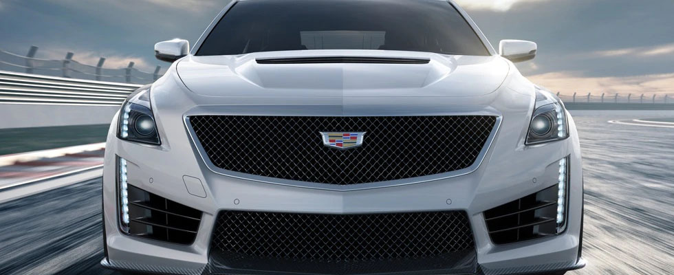 2019 Cadillac CTS V Sedan Safety Main Img